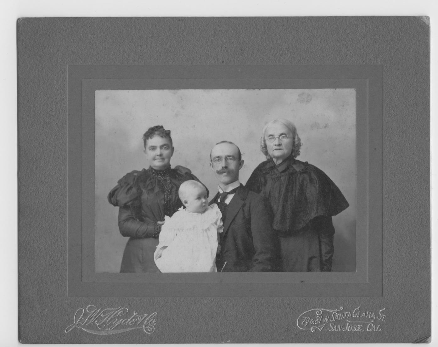 Wright Family Photos